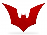Beyond Bat Chest Emblem
