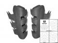 Dark Knight Batman Gauntlets