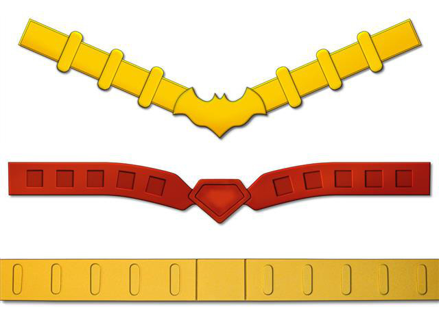 belt shapes (Small)