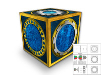 New Gods Mother Box Template pic