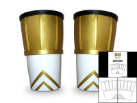 white ranger gauntlets temp pic