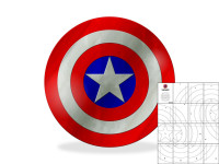 Captain America Shield temp pic