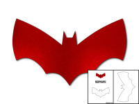 Batwoman Chest Emblem temp pic