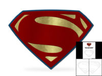 Superman DOJ Chest Emblem temp pic