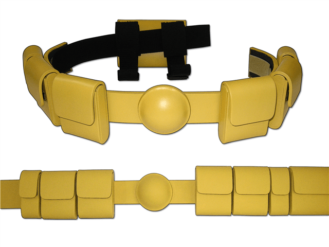 Young Justice Robin Utility Belt The Foam Cave